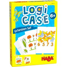 Haba giocoLogiCASE extension set nature 6+