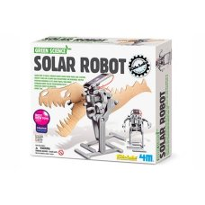 Robot solare 4M Kidz Lab Green Science