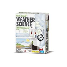Scienza meteorologica 4M Kidz Lab Green Science