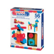 Bristle Blocks 56 set di pezzi