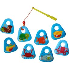 Haba Bath Pleasure Rod Set Sea Creatures