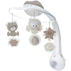 Infantino music mobile 3 in 1 Cream