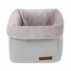 Solo per bambini Commodemandje Classic Silver Grey