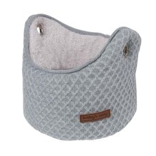 Solo per bambini Commodemandje Sun Grey / Silver Grey