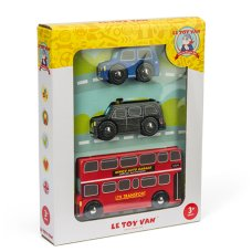 Le Toy Van Autoset London piccola