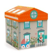 Scratch Playbox House 2 in 1