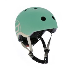 Scoot and Ride Casco XS Forest