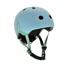 Scoot and Ride Casco XS Steel