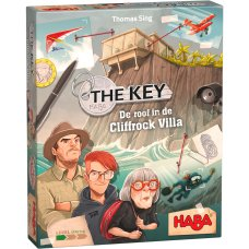 Haba Gioco The Key La rapina a Cliffrock Villa