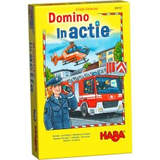 Haba Game Domino in azione