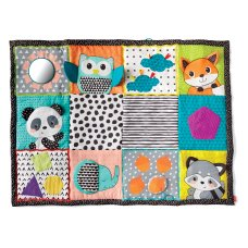 Infantino Go Gaga Fold and Go Giant Discovery Mat