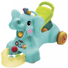 2a possibilità - Infantino Sensory 3 in 1 Ride on Elephant