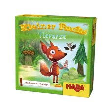 Haba gioco Little Fox Animal Doctor