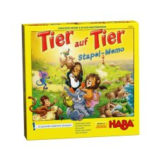 Haba gioco Animal on Animal from Great to Small