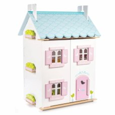 Seconda possibilità - Le Toy Van Dollhouse Bleu Bird with Furniture