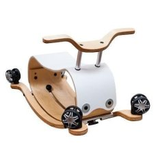 Wishbonebike Balance Bike Flip bianco