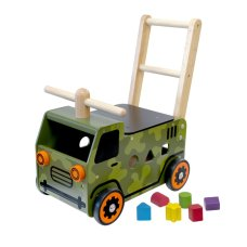 Sono Toy Loopwagen Army