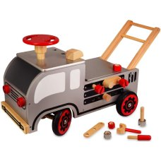 I'm Toy Carriage Truck Great
