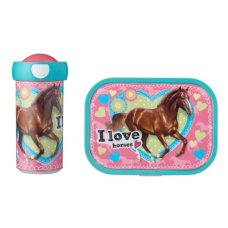 School Cup e Lunchbox My Horse