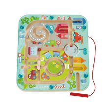 Haba Magnetic play City labyrinth