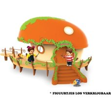 Monchichi Tv Series Treehouse