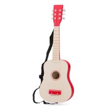 Nuovi giocattoli classici Guitar the Luxe Blank with Red