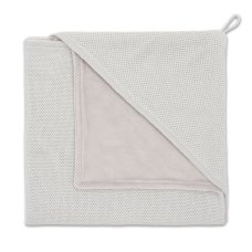 Baby's Only Shawl Soft Classic Silvergrey