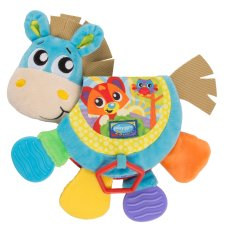 Playgro Musical Clip Clop Massaggiagengive Book