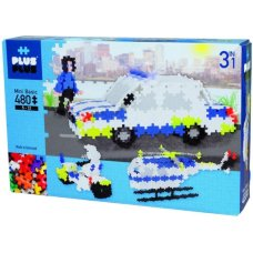 Plus-Plus Basic 480 pezzi 3in1 / polizia