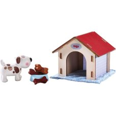 Haba Dollhouse Gioca a set Dog Lucky
