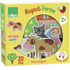 Vilac Magnetic Farm