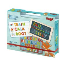 Haba Magnet game box Scopritore dell'ABC