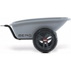 Berg Skelter Buzzy Trailer Grey