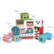 Vilac Musical Sea Blocks